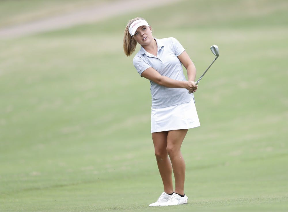 Women's golf places second in Mason Rudolph Championship