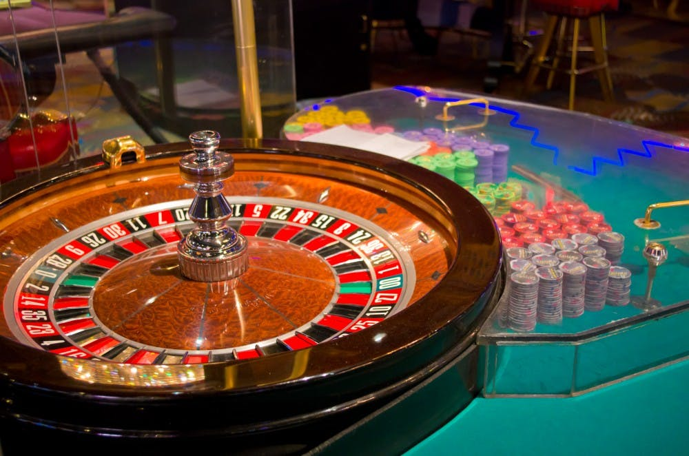 Students will play their hand at Casino Night