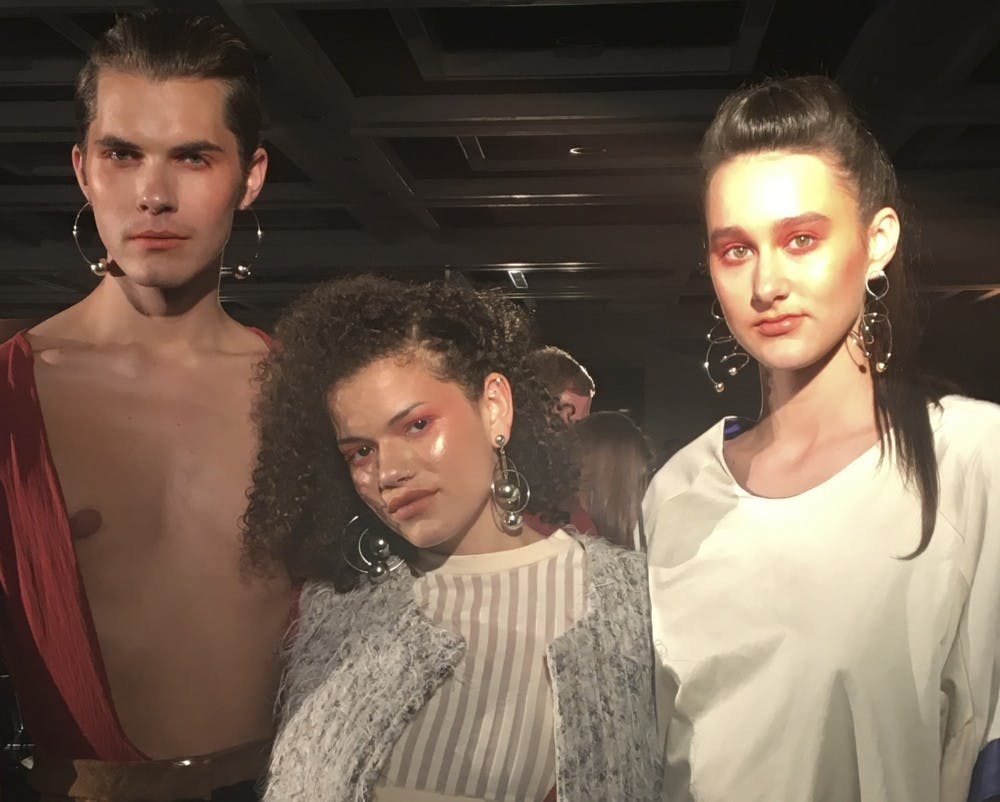 Students hold annual fashion show for charity
