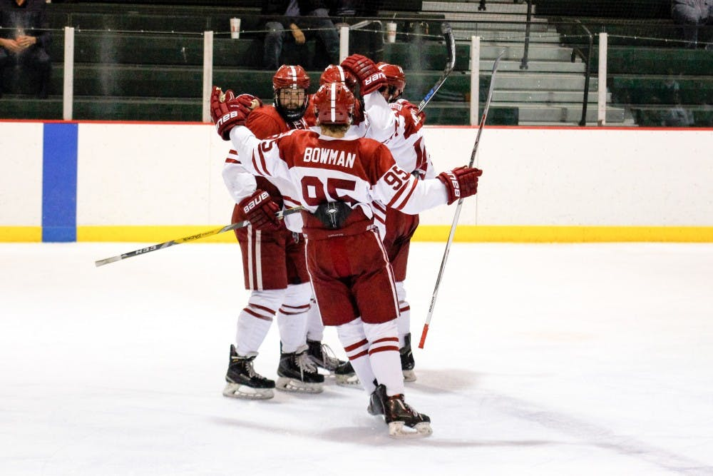 Alabama hockey makes light work of Indiana