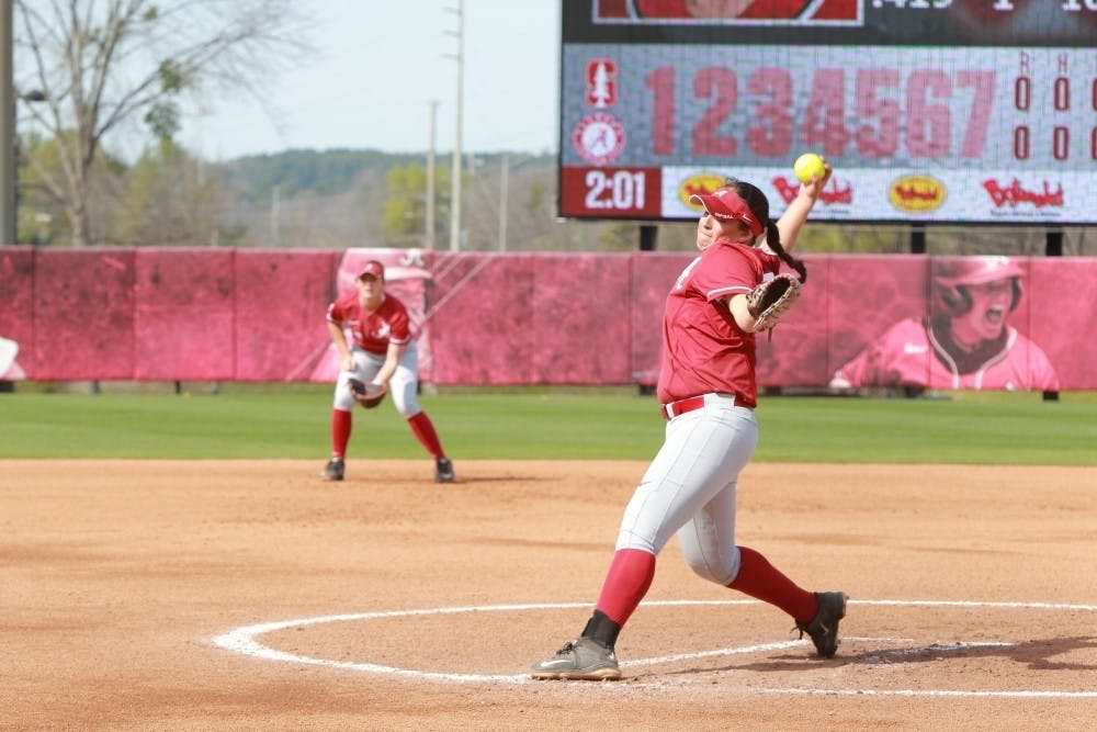 Alexis Osorio ties NCAA record with 21 strikeouts