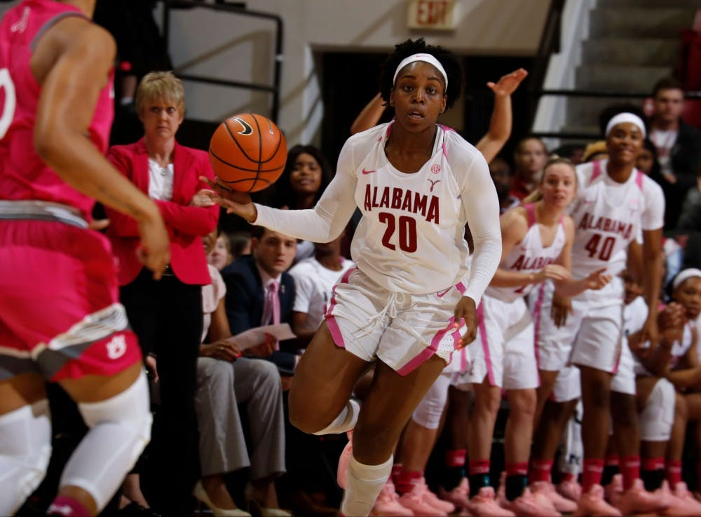 Ashley Williams earns SEC Player of the Week honors