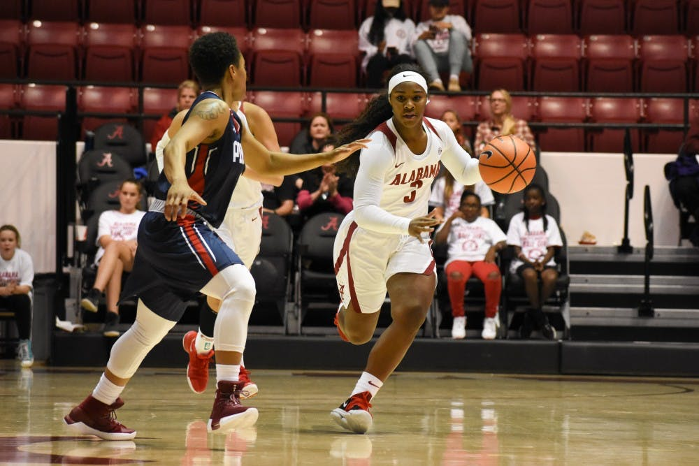 Alabama women's basketball draws from past experiences against Kentucky