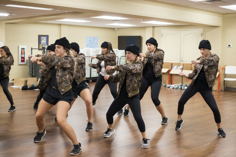Homecoming points and perfection to drive organizations in choreography competition
