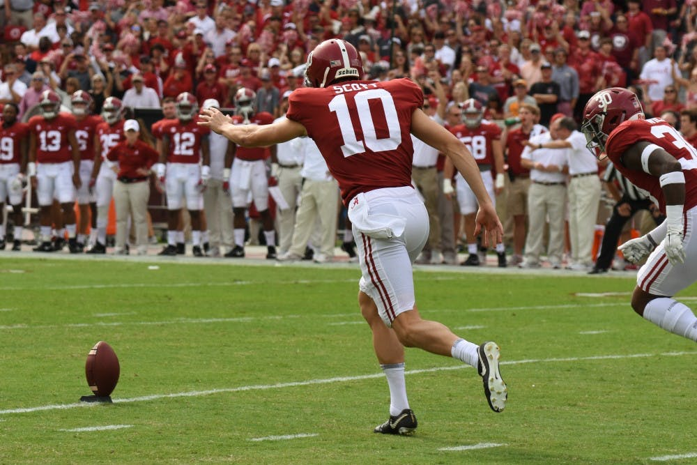 Rolling with the Tide: Alabama versus LSU