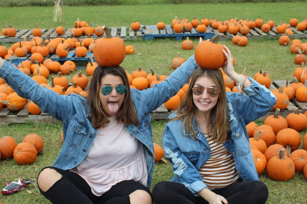 Fall brings more students out to the farm