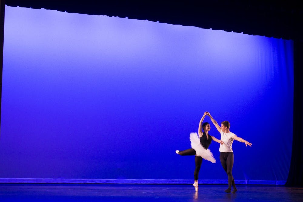 Dancers to present largest Alabama Repertory Dance Theatre ever