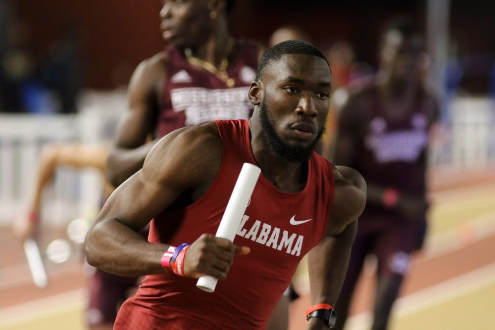 Alabama track and field to compete in SEC Championships