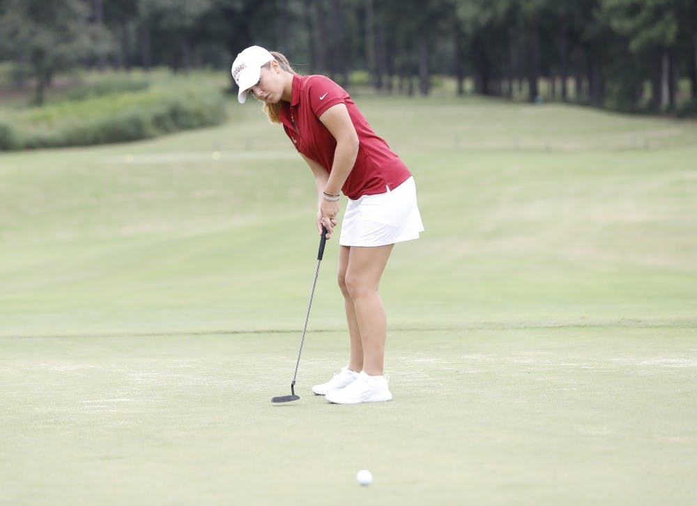 Angelica Moresco adjusts to life in the United States during freshman season
