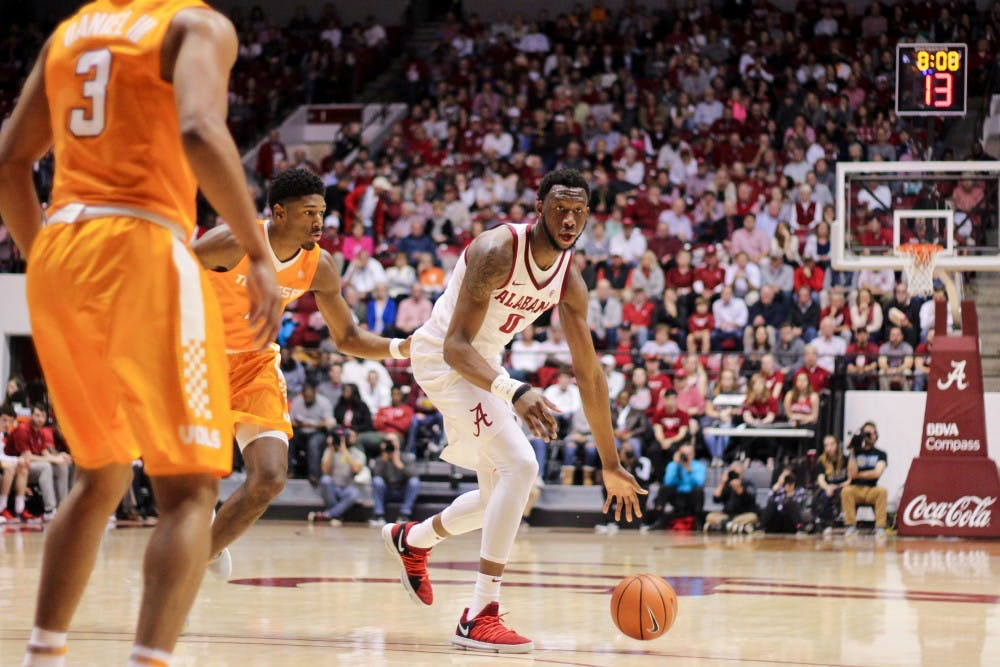 Alabama basketball hoping to avoid upset as NCAA Tournament resume builds