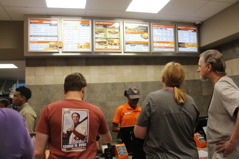 Tuscaloosa welcomes first Whataburger location