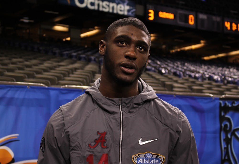 Deionte Thompson leans on family and football while dealing with legal situation