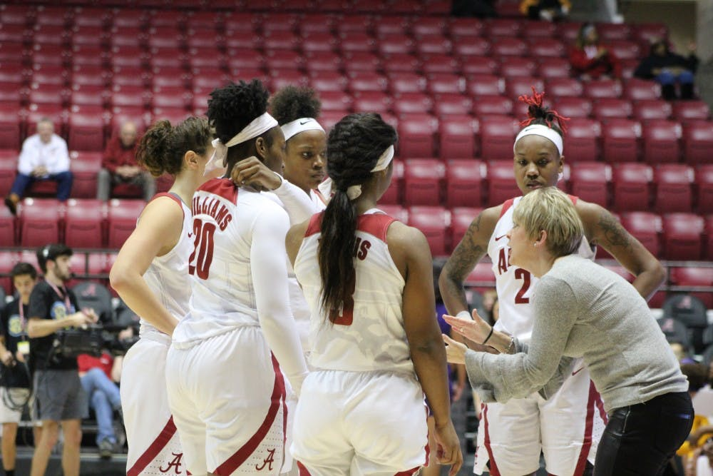Alabama looks for leadership without Ashley Williams