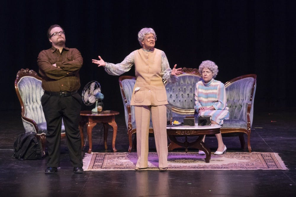 Theatre Tuscaloosa shows play for one night only
