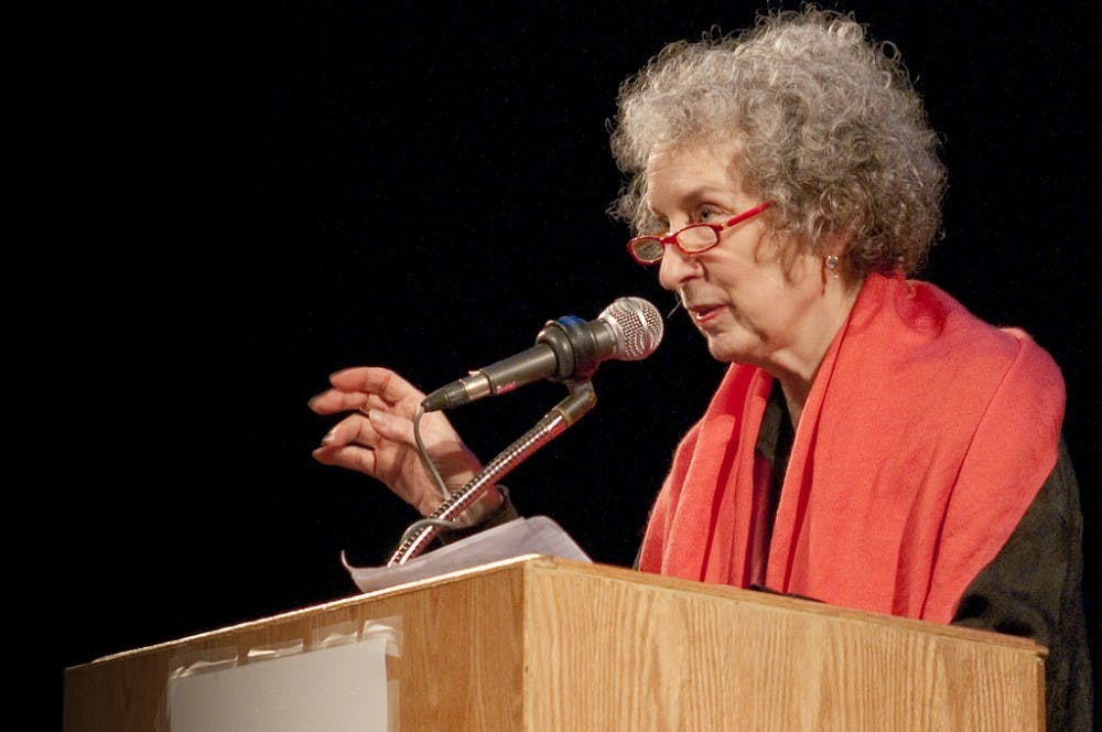 Margaret Atwood returns to Tuscaloosa