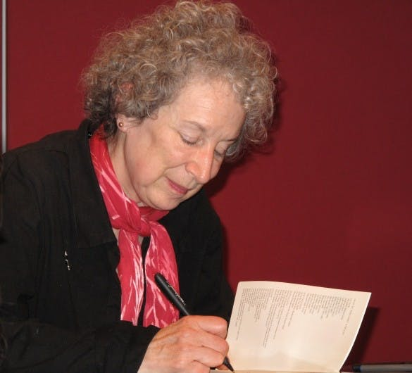 Visiting Writers Series to welcome Margaret Atwood, others this semester
