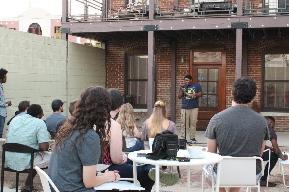 Pure Product hosts third Open Mic of the semester tonight
