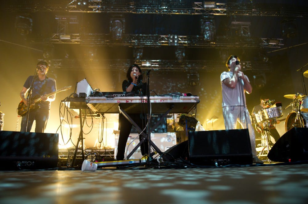 Music Column: You don't know LCD Soundsystem until it's right in front of your face