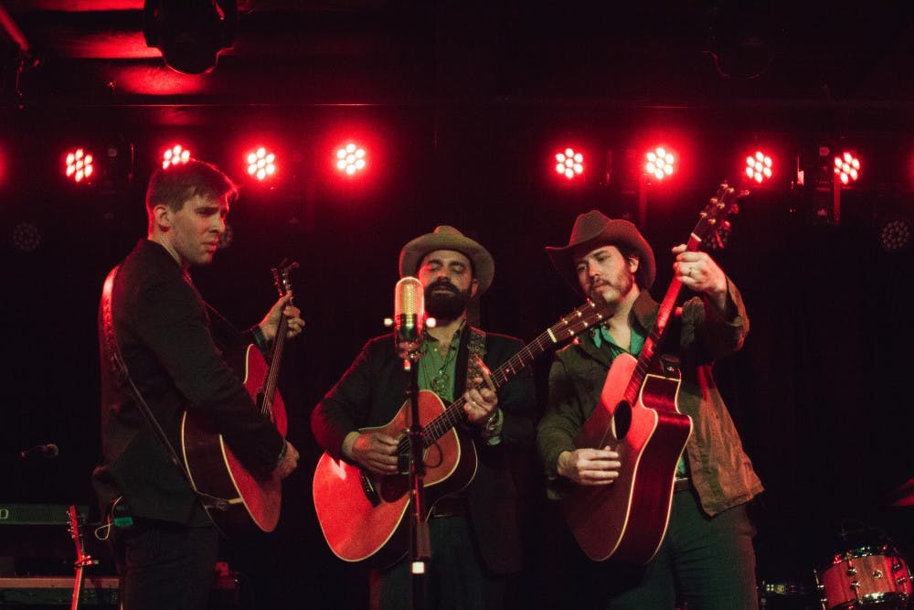 Drew Holcomb and the Neighbors to perform Druid City's third show this week