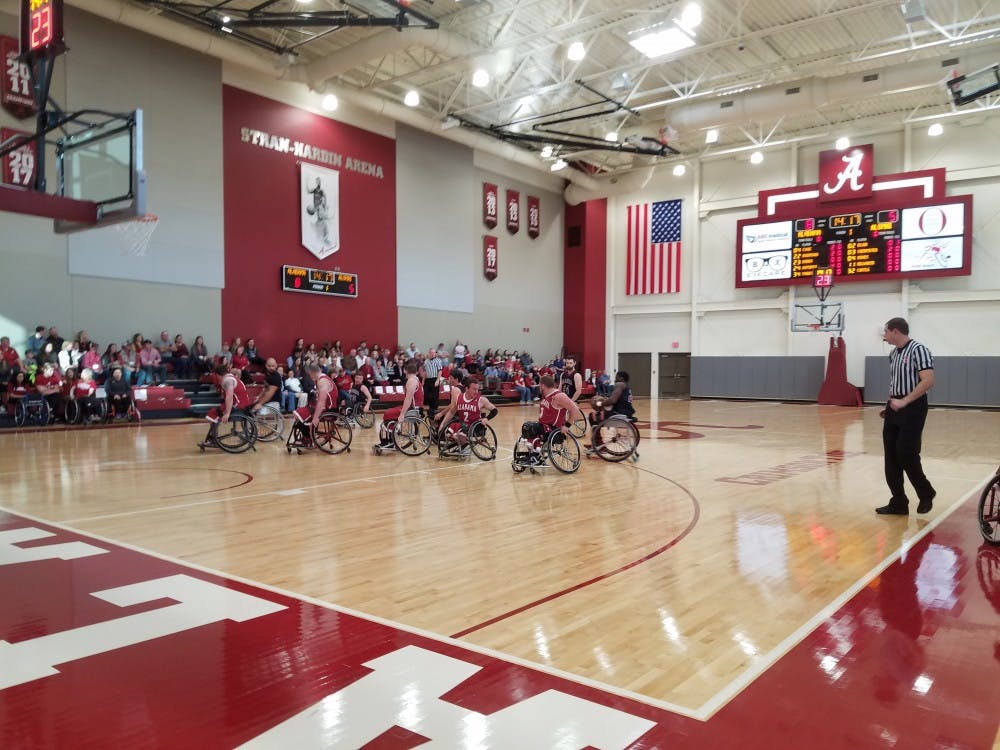Brand new facility opens new doors for Alabama Adapted Athletics