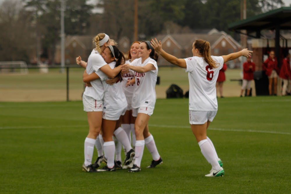 Alabama soccer hoping to make strides in fourth year under Wes Hart