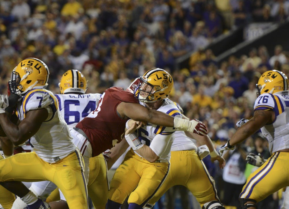 Alabama rivalry with LSU continues to be at the center of college football