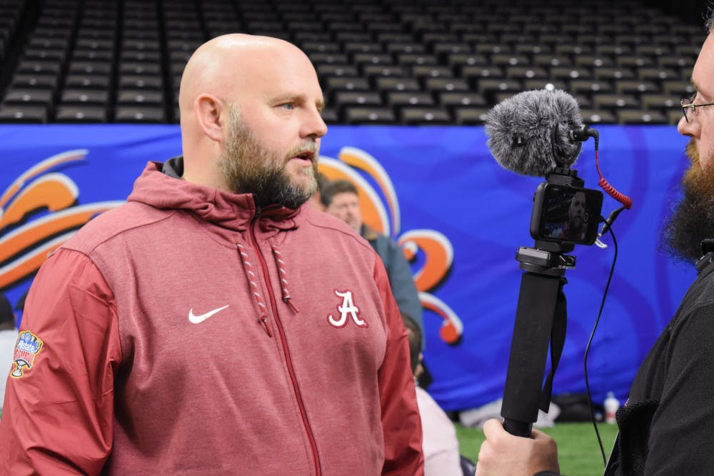 Trust continues to build between Brian Daboll and the Alabama offense