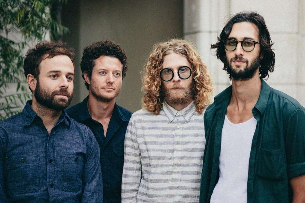 Dawes to open for Kings of Leon tonight at the Amphitheater