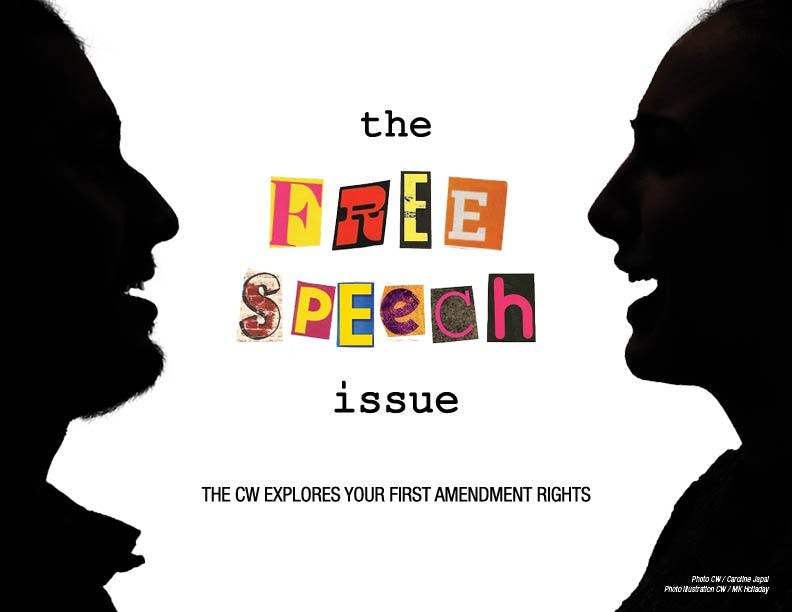 OUR VIEW: UA should have a free speech zone