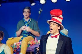 Actor's Charitable Theatre to show 'Suessical' at Bama Theatre