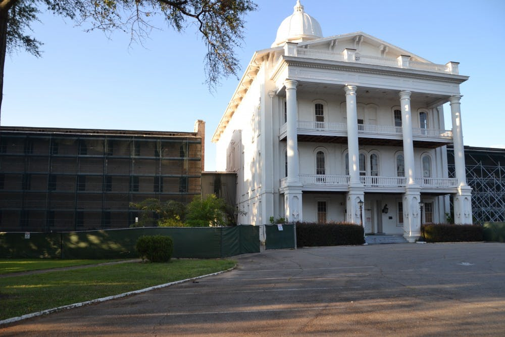 Campus sees progress for the performing arts