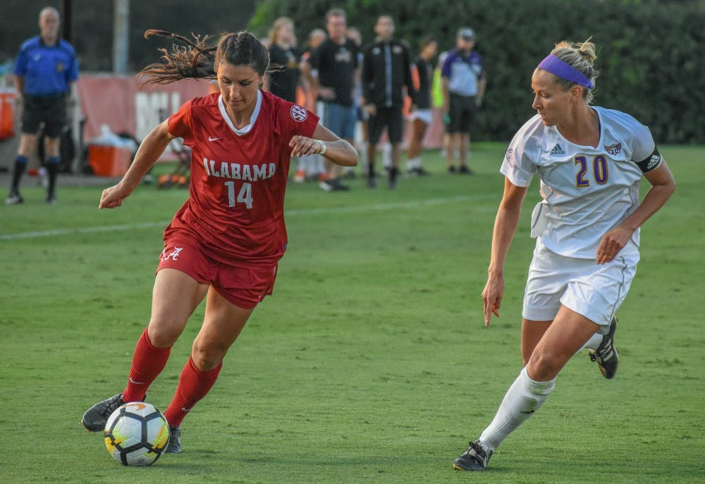 Alabama defeats Tennessee Tech, earns fifth straight win