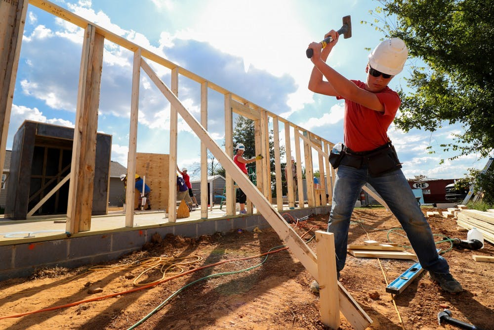 Students to fund and build Habitat home for tornado victim