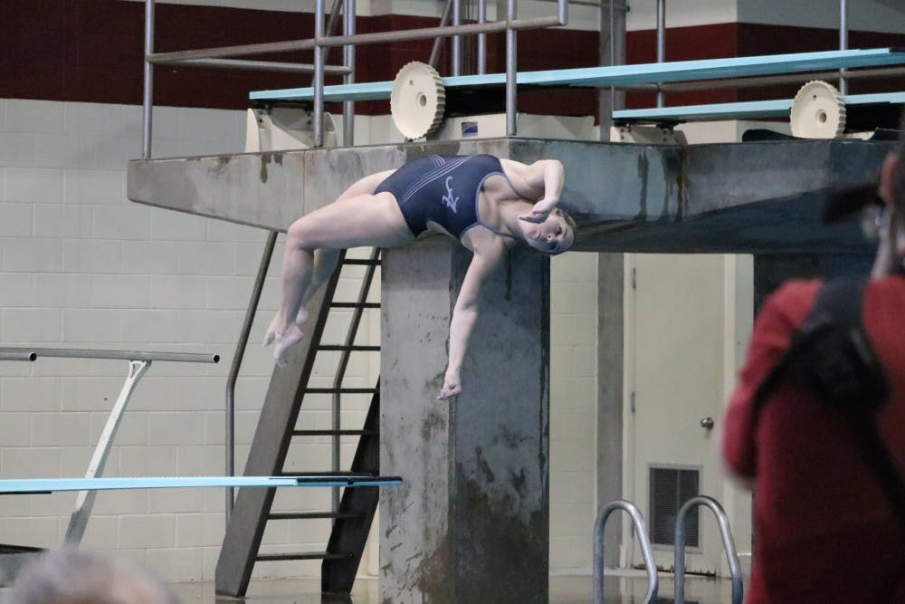 Three Alabama athletes to compete in SEC Diving Championships