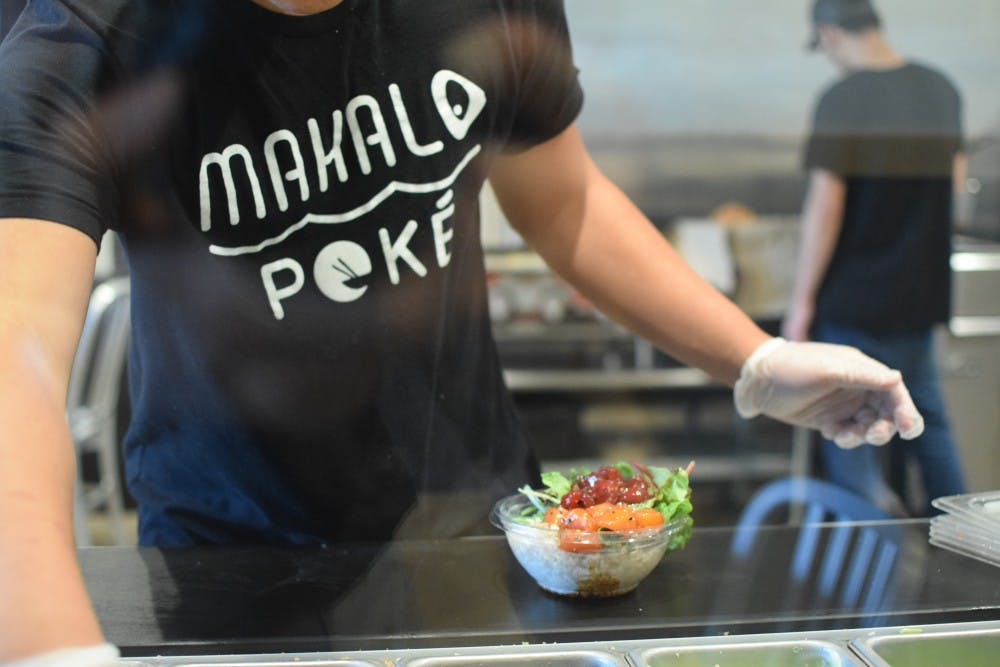 New on the block: Mahalo Poke opens on The Strip