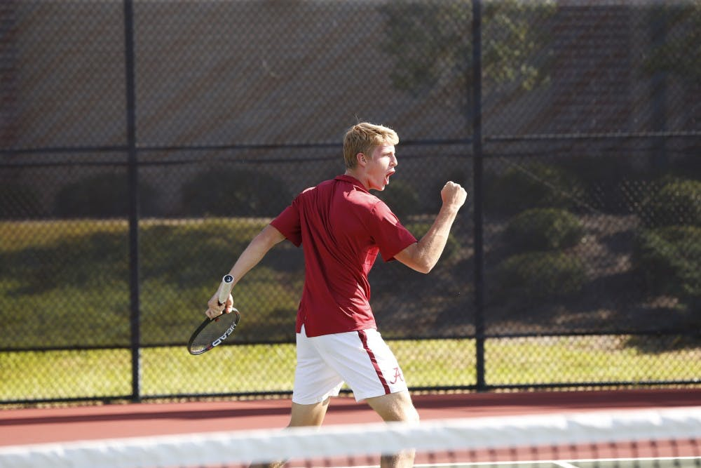 Grant Stuckey and Alexey Nesterov pick up wins in last day of Samford Fall Invite