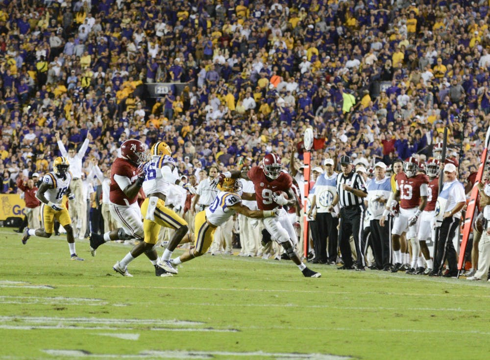 Games of the week: Alabama hosts LSU