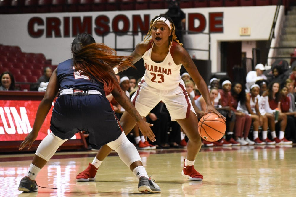 Alabama women's basketball earns historic win on the road against Tennessee
