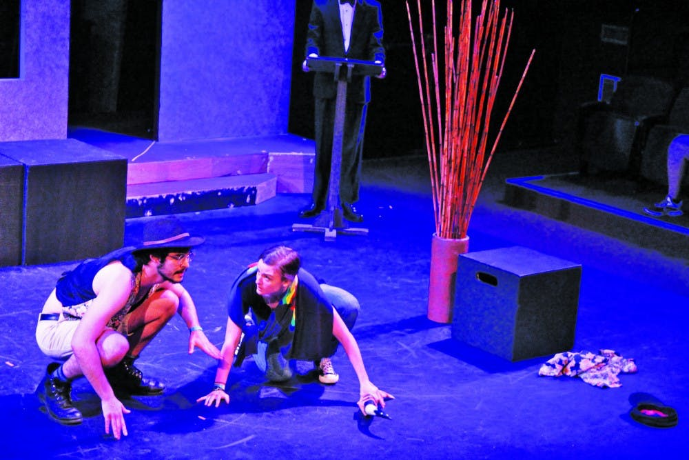 Students host 24-hour theatre competition