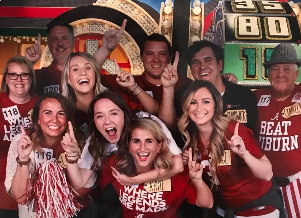 Auburn vs. Alabama 'The Price Is Right' episode to air tomorrow