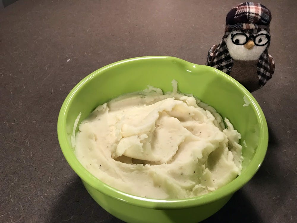 Cooking Column: My family's mashed potatoes
