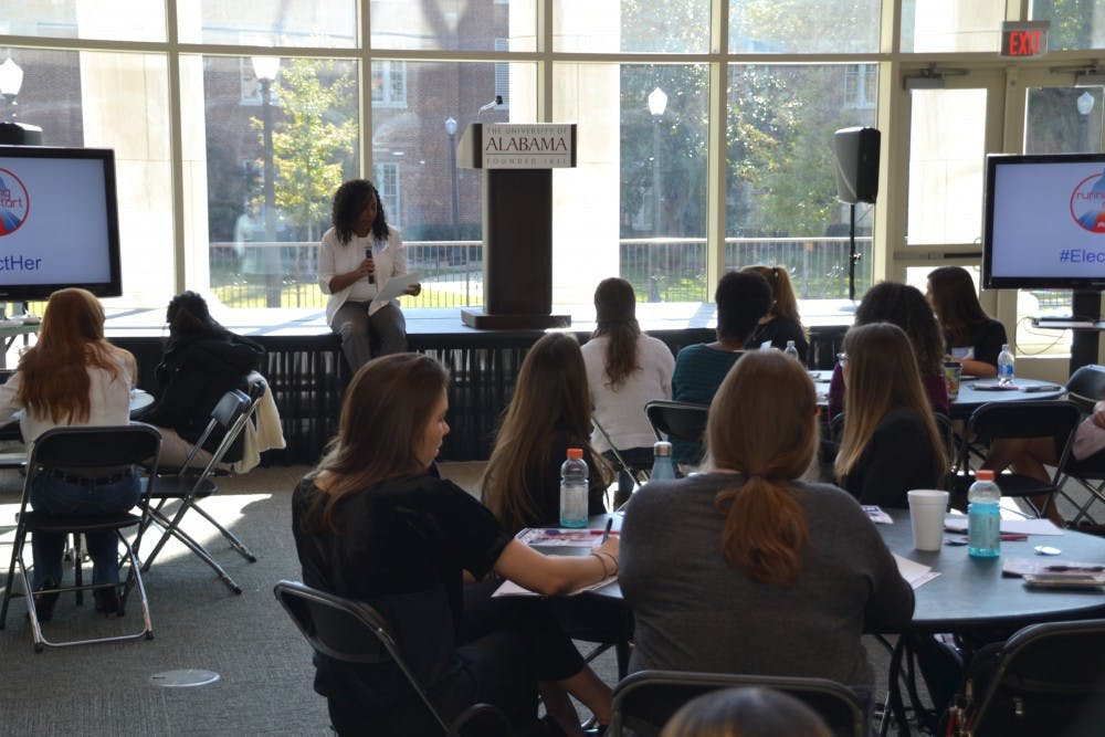 Elect Her event inspires University women to run for office