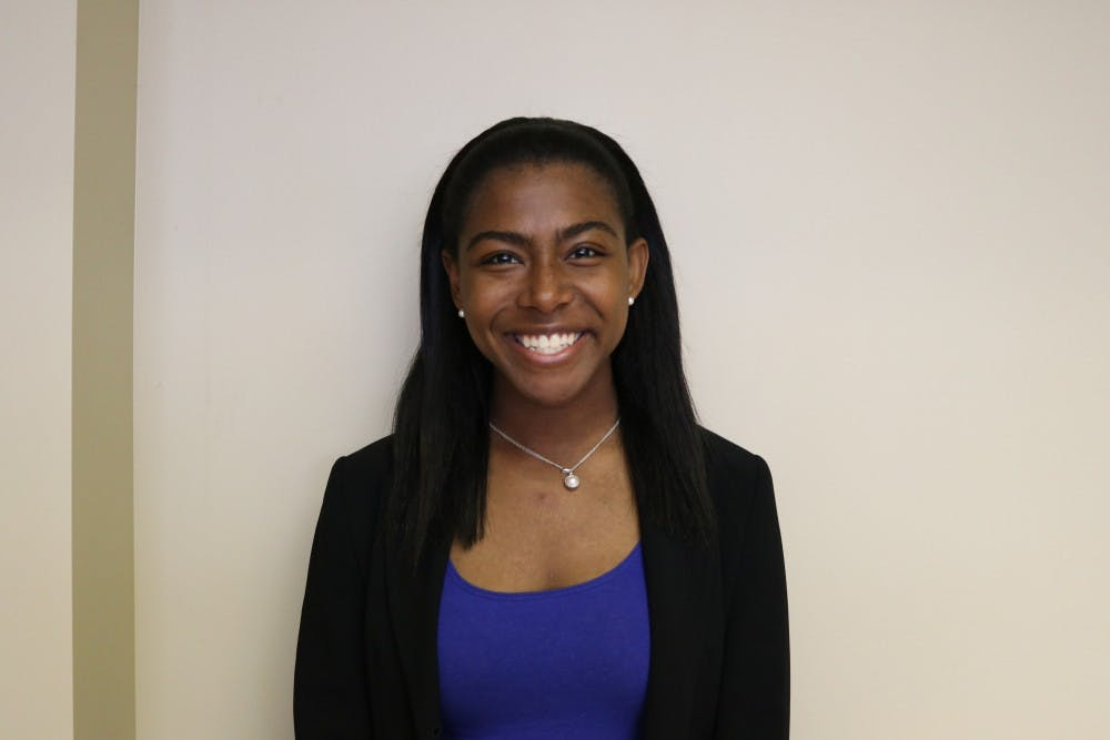 OUR VIEW: Amber Scales for SGA President