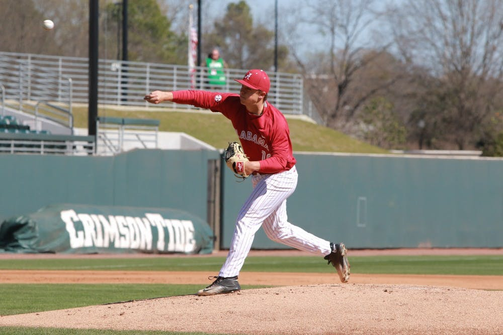 Alabama baseball ready to put 2017 season in the past