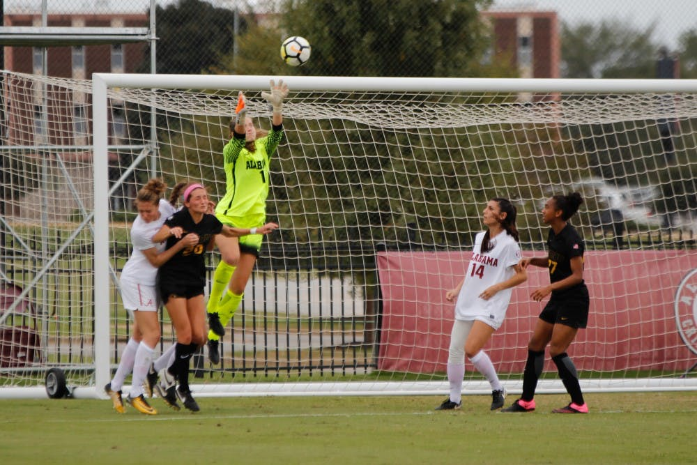 Alabama soccer prepares for its third NCAA Tournament appearance