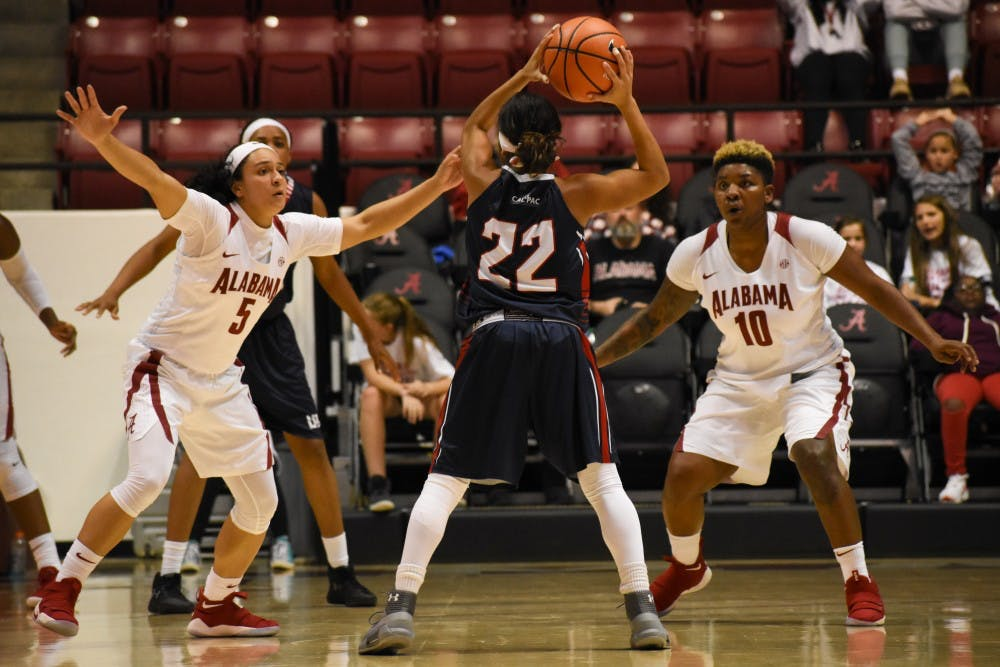 Women's basketball shifts focus to one game at a time