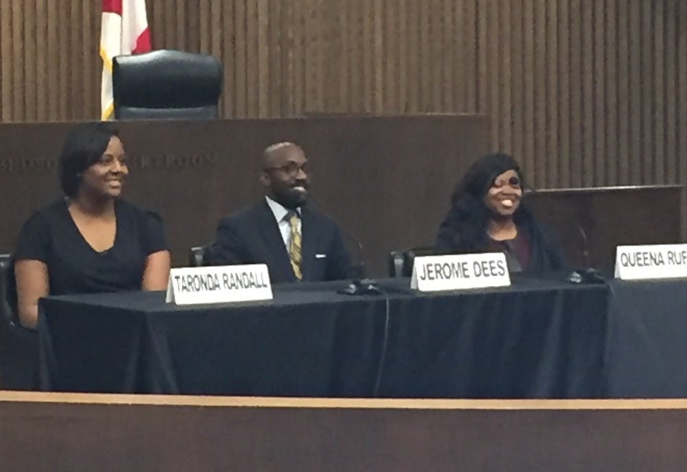 UA Law graduates discuss affecting change in legal field