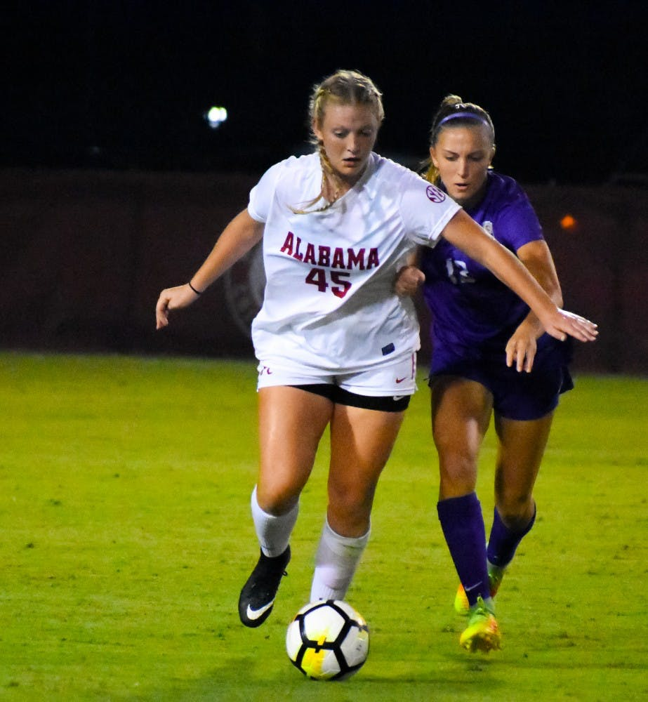 Alabama soccer seeking first SEC win against Auburn
