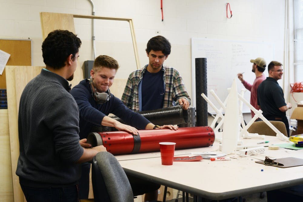 Funding their flight: Corporate sponsors support Alabama rocketry