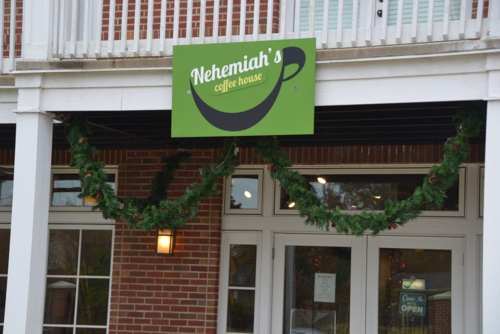 Local coffee shop operates solely on volunteers